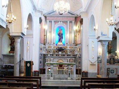 Chiesa San Elia Furore