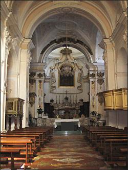 Chiesa San Luca Praiano