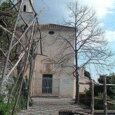 Chiesa San Michele Arcangelo Conca dei Marini