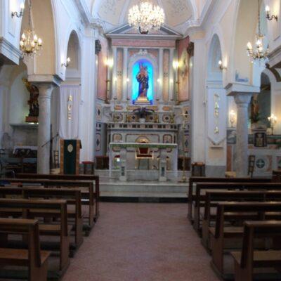 Chiesa San Michele Arcangelo Furore 800x600