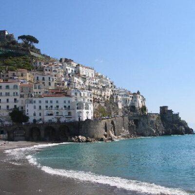 Chiostro di San Francesco Amalfi