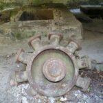 Valle delle Ferriere il rotore del generatore di unantica centrale elettrica 800x533 800x533