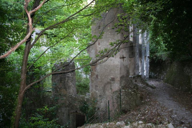 Scala - Pontone - Amalfi - La Costiera in verticale