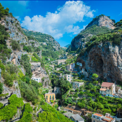 Ravello - Atrani - Amalfi